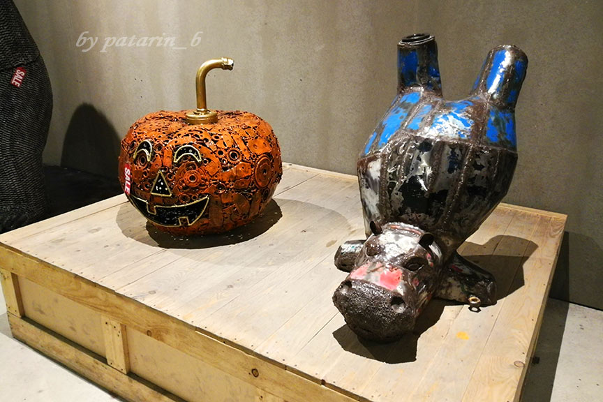 Pattaya 7 Metal Art Gallery ศรีราชา